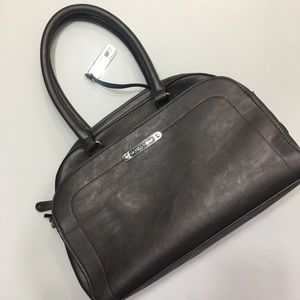 Rosetti | Satchel Style Gray / Silver Bag